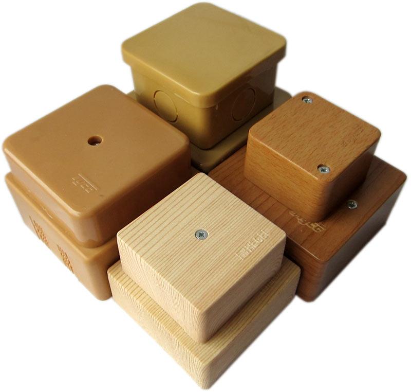 Распаячные коробки коричневого цвета от Олега оптом в Митино