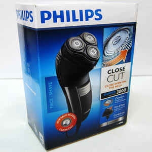 Электробритвы Philips на Митинском Радиорынке в павильоне 322 «Тысяча мелочей»