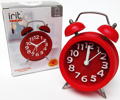 Часы на Митинском Радиорынке в павильоне 322 «Тысяча мелочей» - Розовый цвет