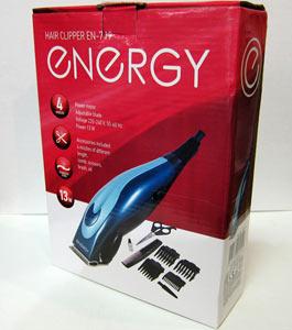 Машинки для стрижки волос «Energy» на Митинском Радиорынке в павильоне 322 «Тысяча мелочей»