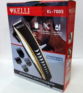 Машинки для стрижки волос «Kelli» на Митинском Радиорынке в павильоне 322 «Тысяча мелочей»