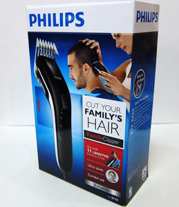 Машинки Philips стрижки волос на Митинском Радиорынке в павильоне 322 «Тысяча мелочей»