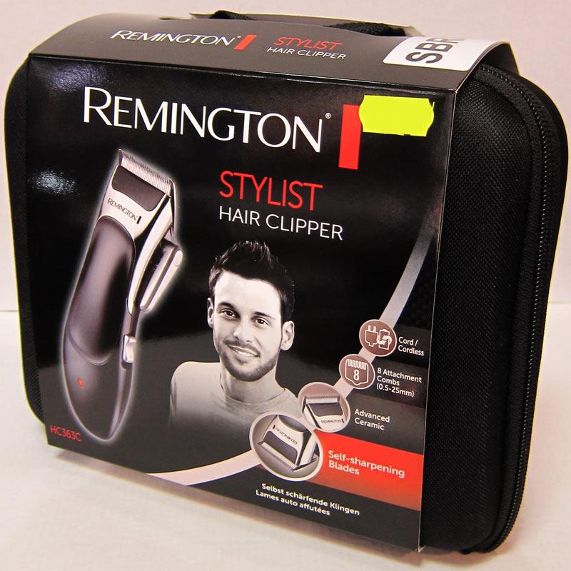 Машинки для стрижки волос «Remington» на Митинском Радиорынке в павильоне 322 «Тысяча мелочей» - большое изображение