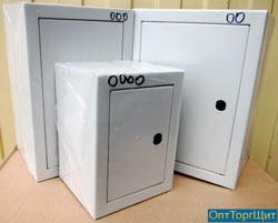 Самые маленькие электрические щиты с монтажной панелью
