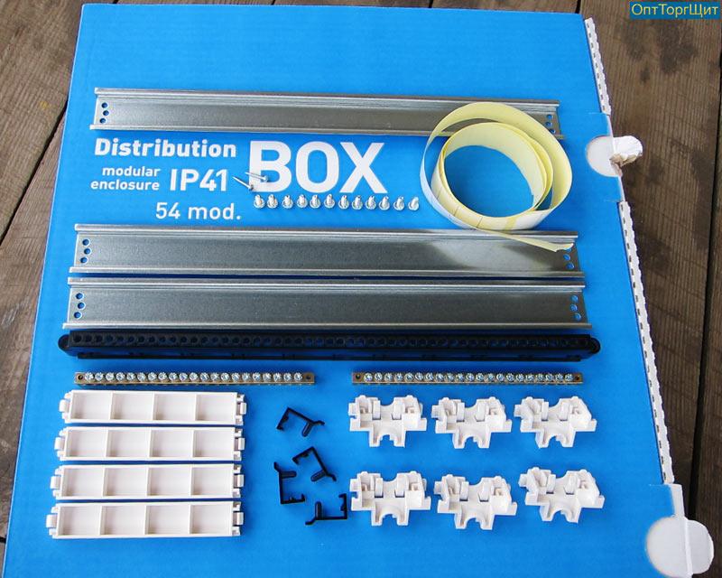 Предлагаем оптовые поставки пластиковых боксов «Tekfor» с полной комплектацией