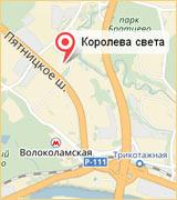 Наш магазин «Королева Света» нанесён на Яндекс-Карту и вам будет не трудно построить свой маршрут от дома или офиса