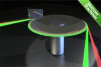 Оптический термометр, работающий на основе эффекта шепчущей галереи, в три раза более точен, чем любой другой               из имеющихся на сегодняшний день измерителей температуры