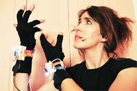 Imogen Heap's Tech-Infused Gloves Create Music on the Fly